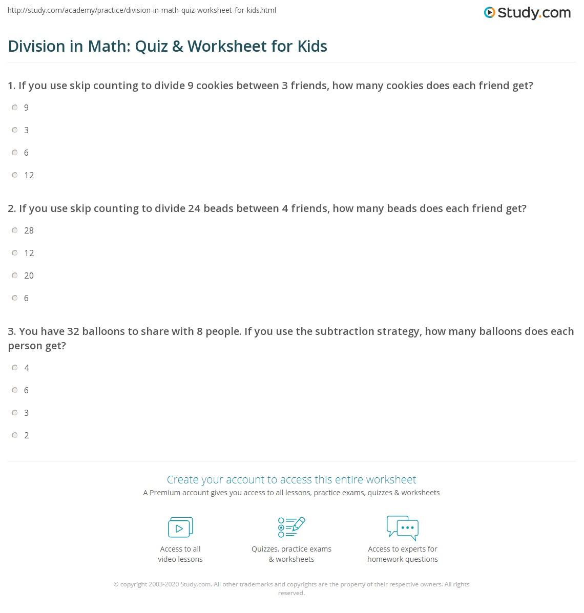 Worksheet Math Definition For Kids worksheet math definition for kids mikyu free division in quiz study com print lesson