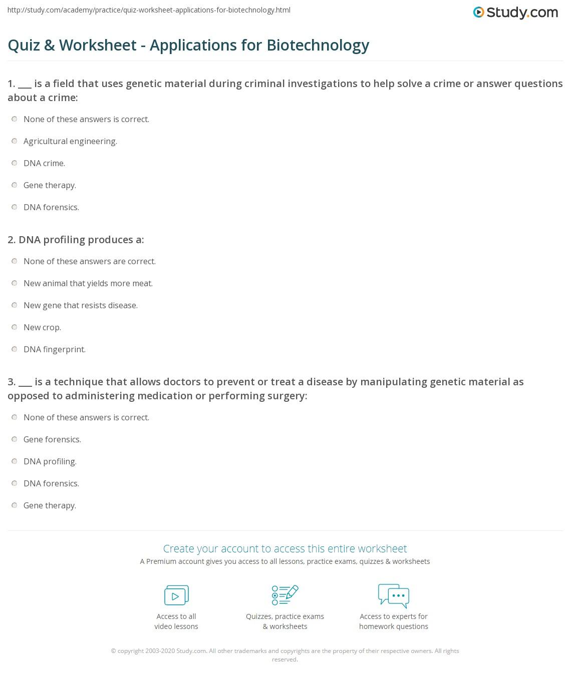 Pictures Introduction To Genetics Worksheet - Toribeedesign