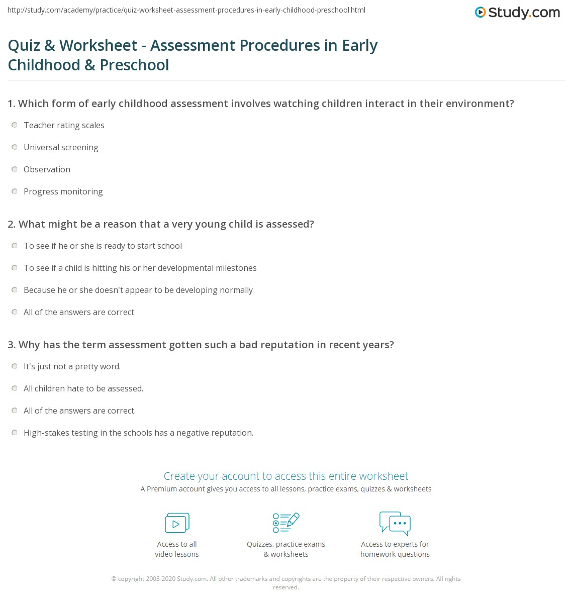 Beautiful Worksheet Print Answers Kindergarten Worksheets To Quiz ...