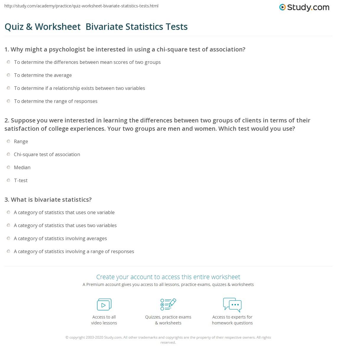 worksheet Chi Square Worksheet Luizah Worksheet And Essay Site – Chi Square Worksheet