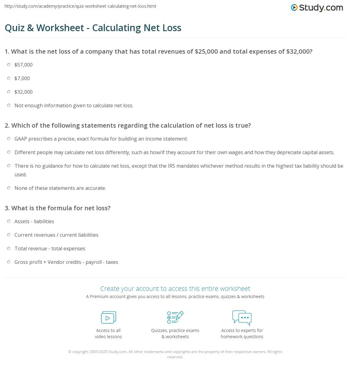 Collection of Carryover Worksheet Sharebrowse – Carryover Worksheet
