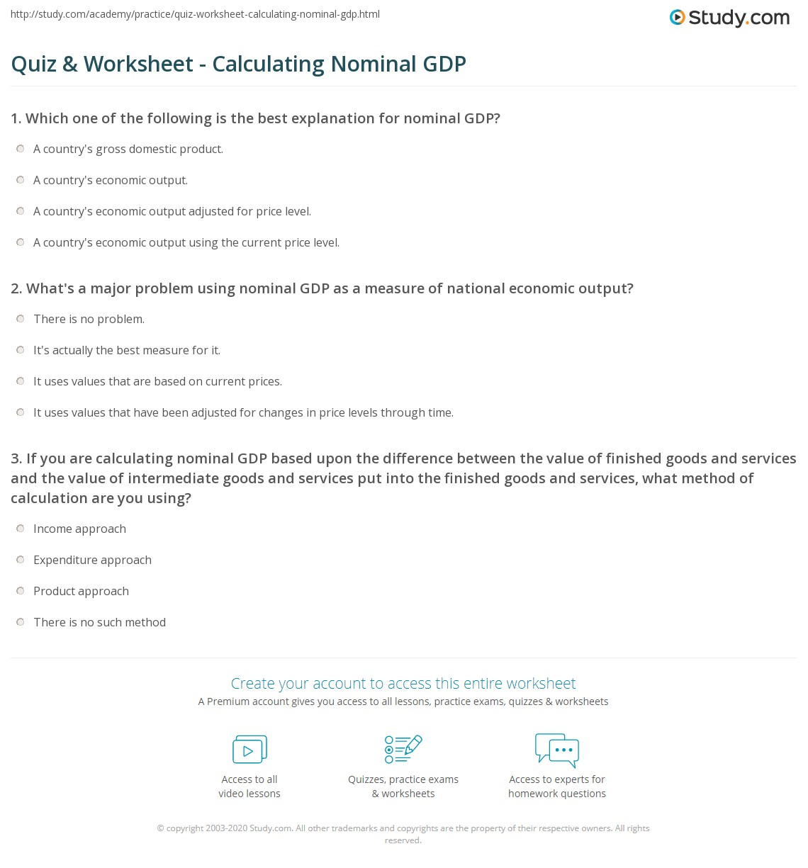 print nominal gdp definition formula worksheet