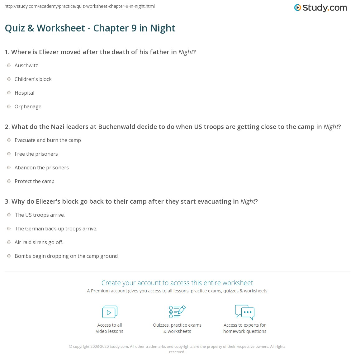 Quiz for children in the camp with the answers 33