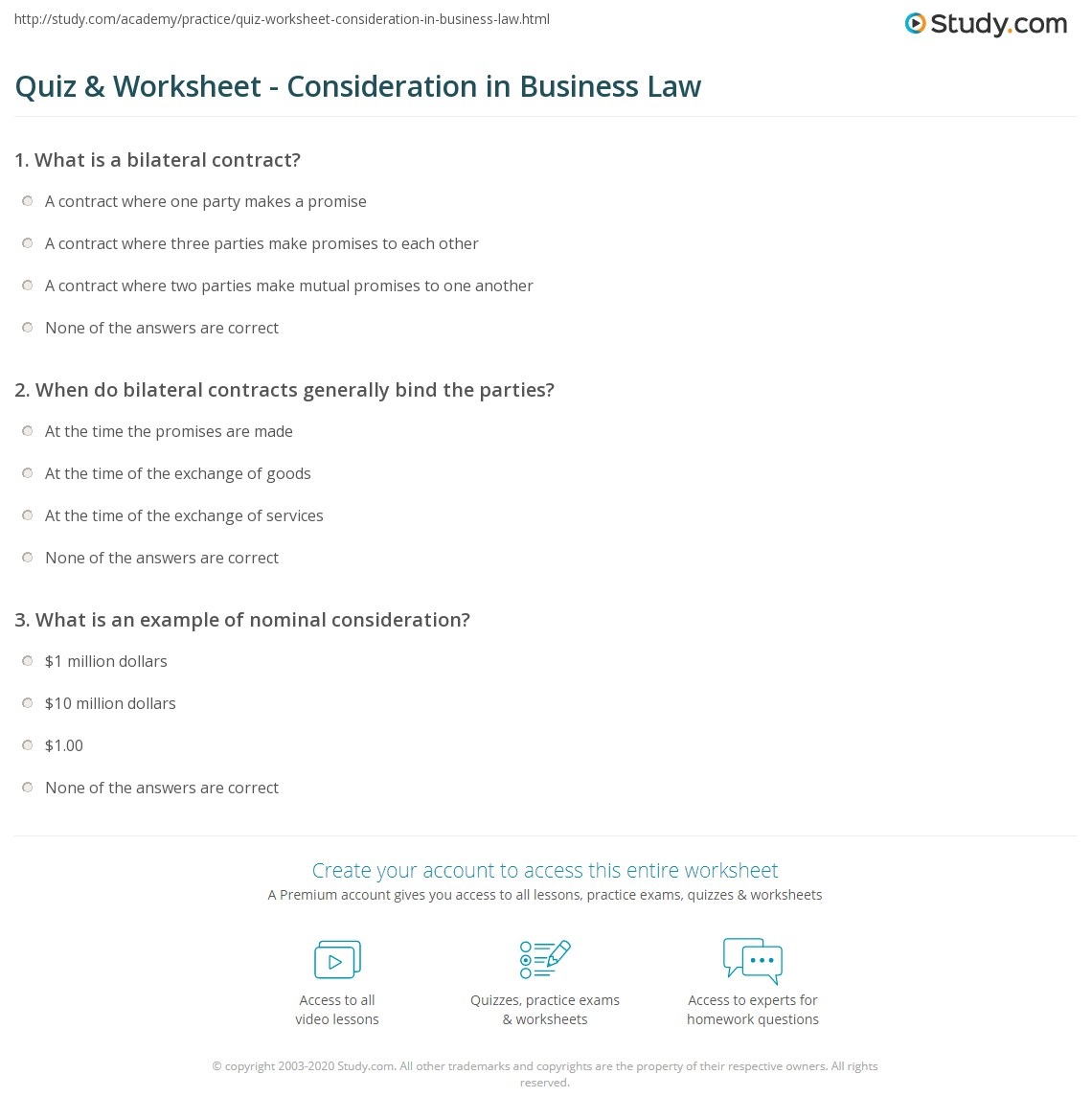 questions on company law Keep me updated about this site our email service will alert you when new material is added to this online resource centre simply send the email, leaving the subject line marson business law concentrate: keep me updated as it appears.