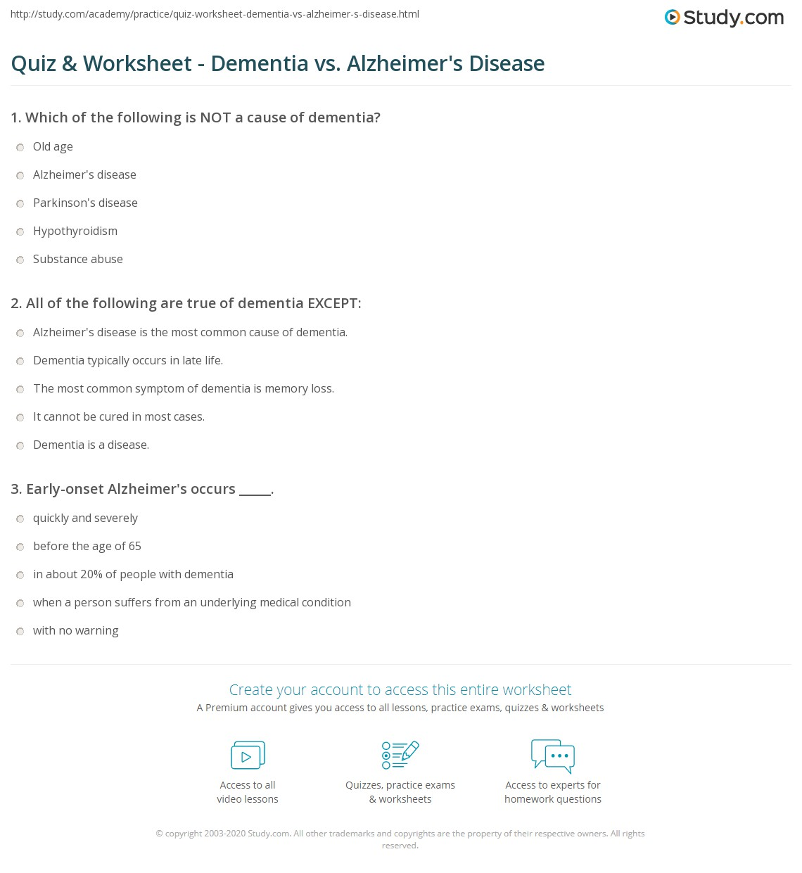 s a p alzheimers quiz Braintest ® is the same kind of cognitive screening instrument that you'd be given at a doctor's office, but one that's uniquely designed to detect early stage changes in cognition associated with alzheimer's disease, dementia, and mild cognitive impairment.