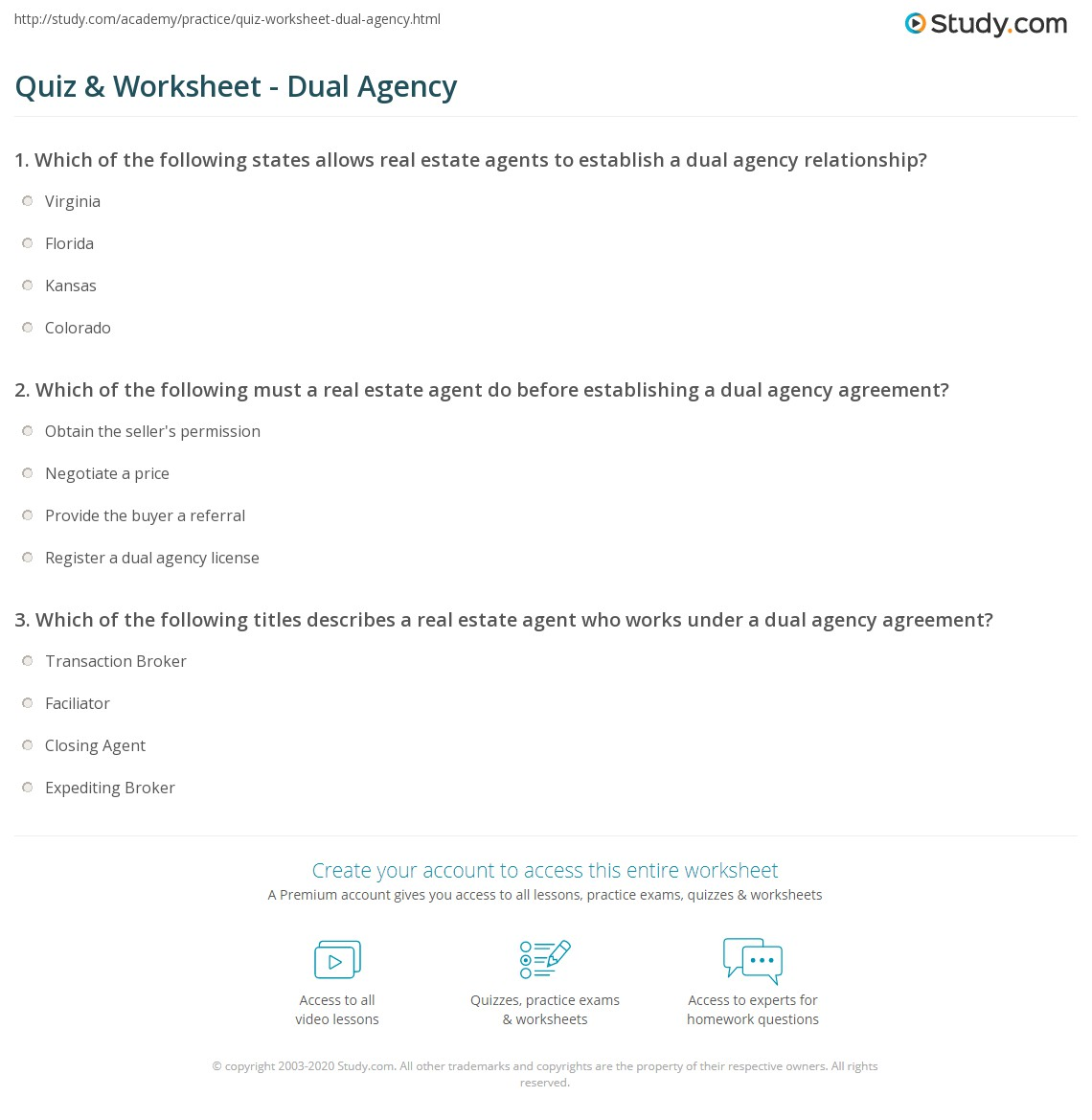 Which Of The Following Must A Real Estate Agent Do Before Elishing Dual Agency Agreement