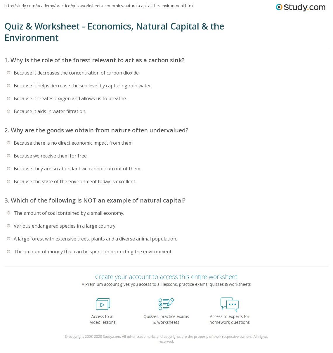 high school economics worksheets Termolak – High School Economics Worksheets