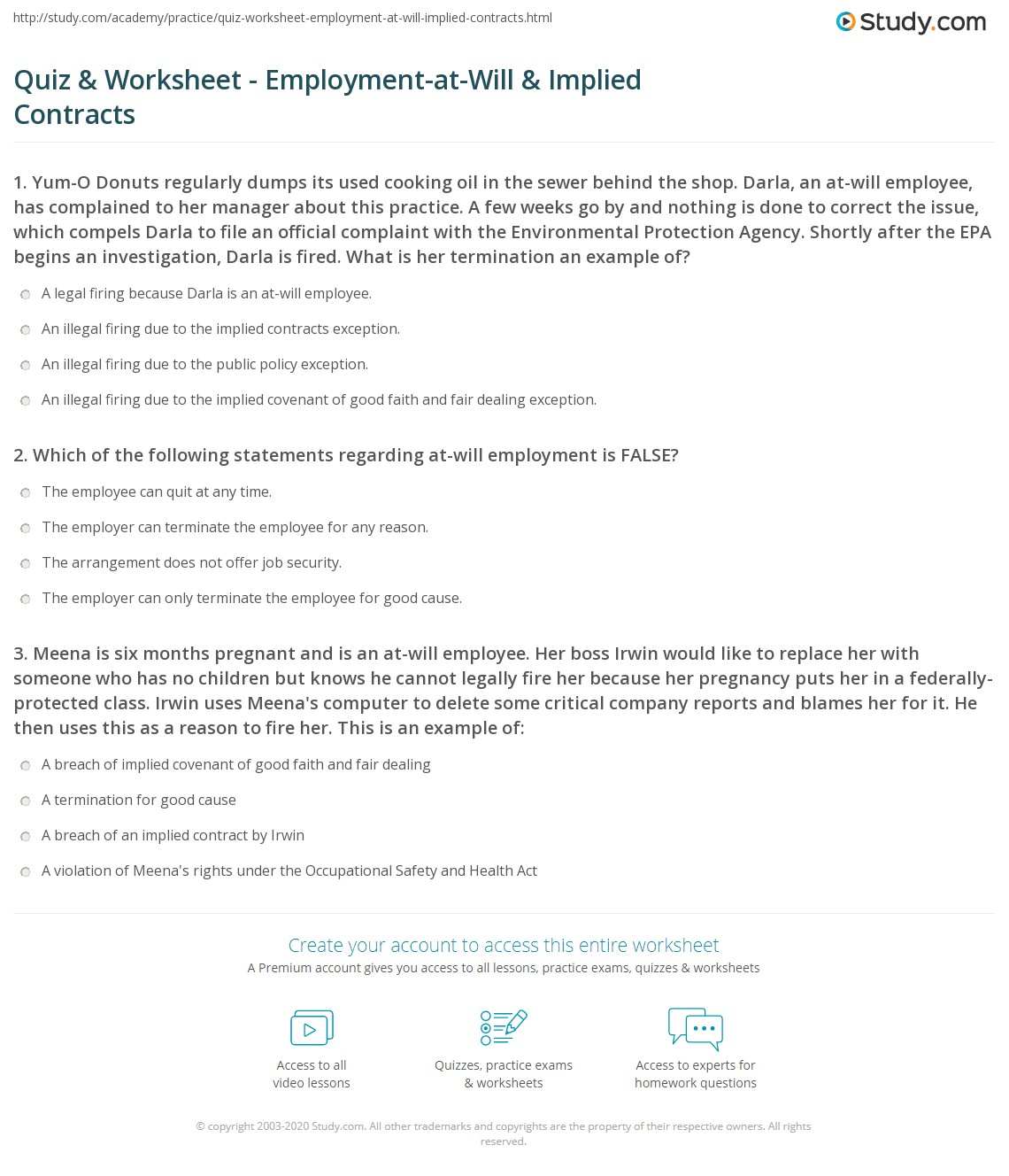 Employee dating contract
