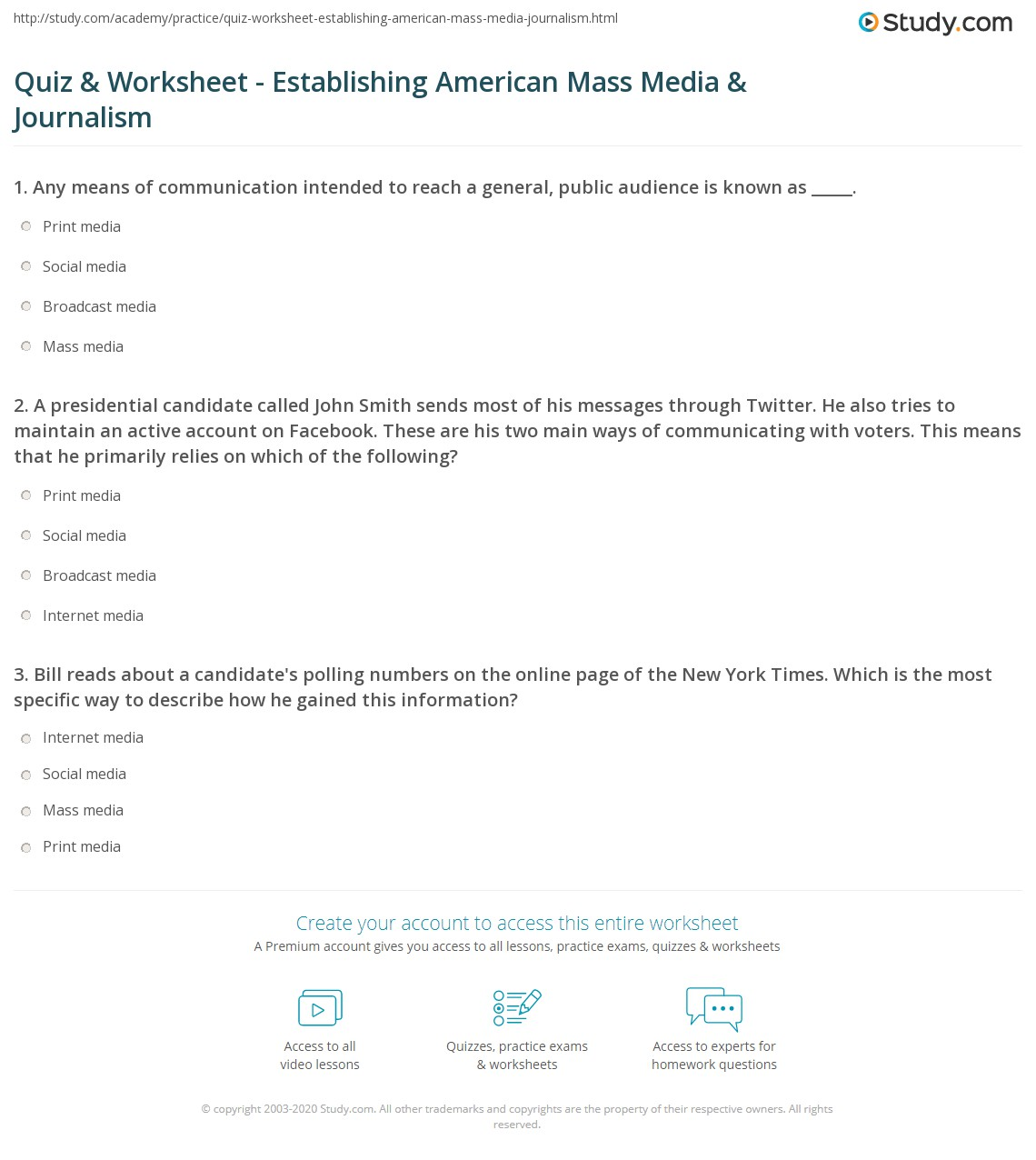 an analysis of american media Representation of tinnitus in the us newspaper media and in facebook pages:  cross-sectional analysis of secondary data vinaya manchaiah, phd  pierre.