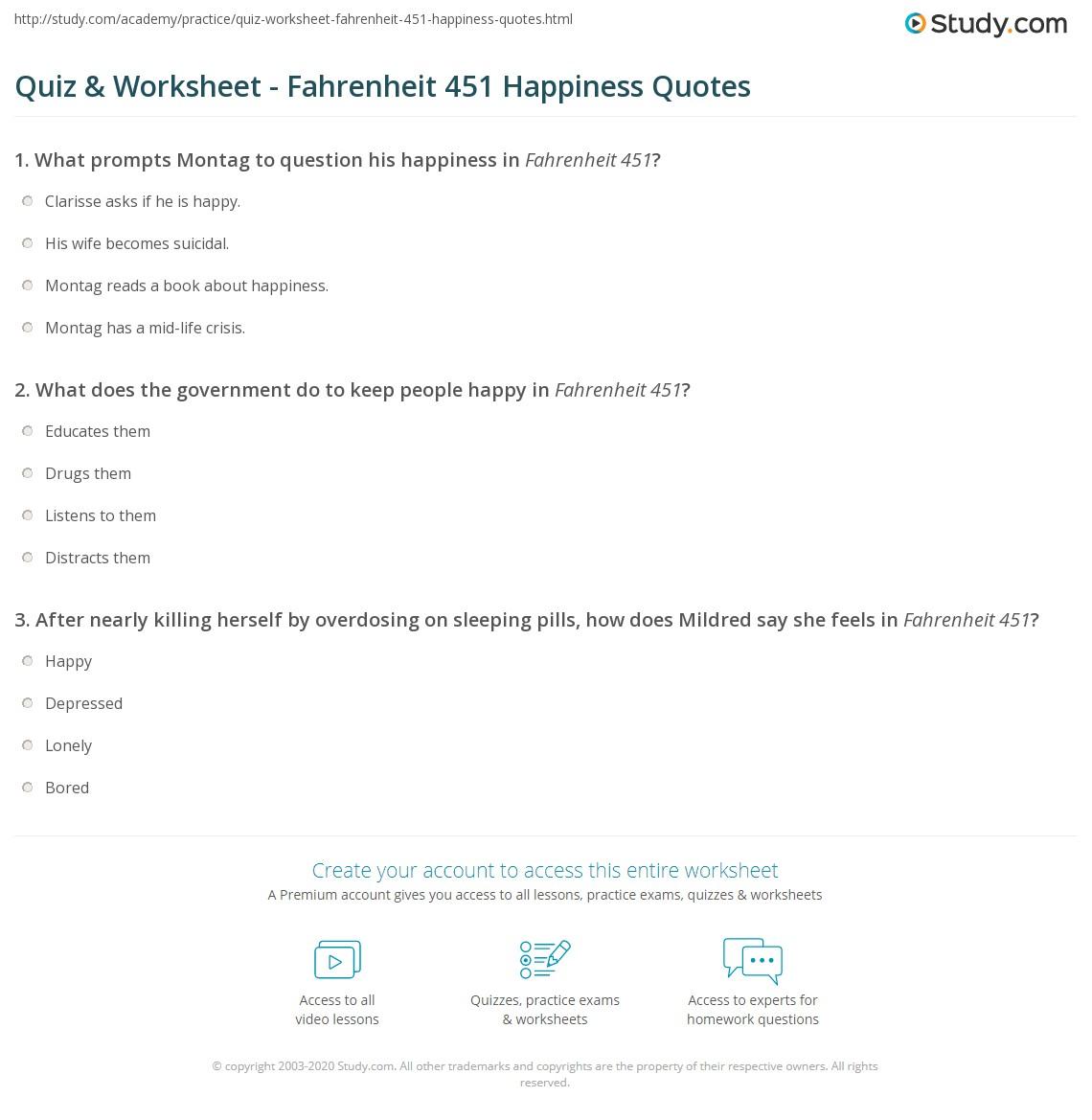 Fahrenheit 451 essay help!?