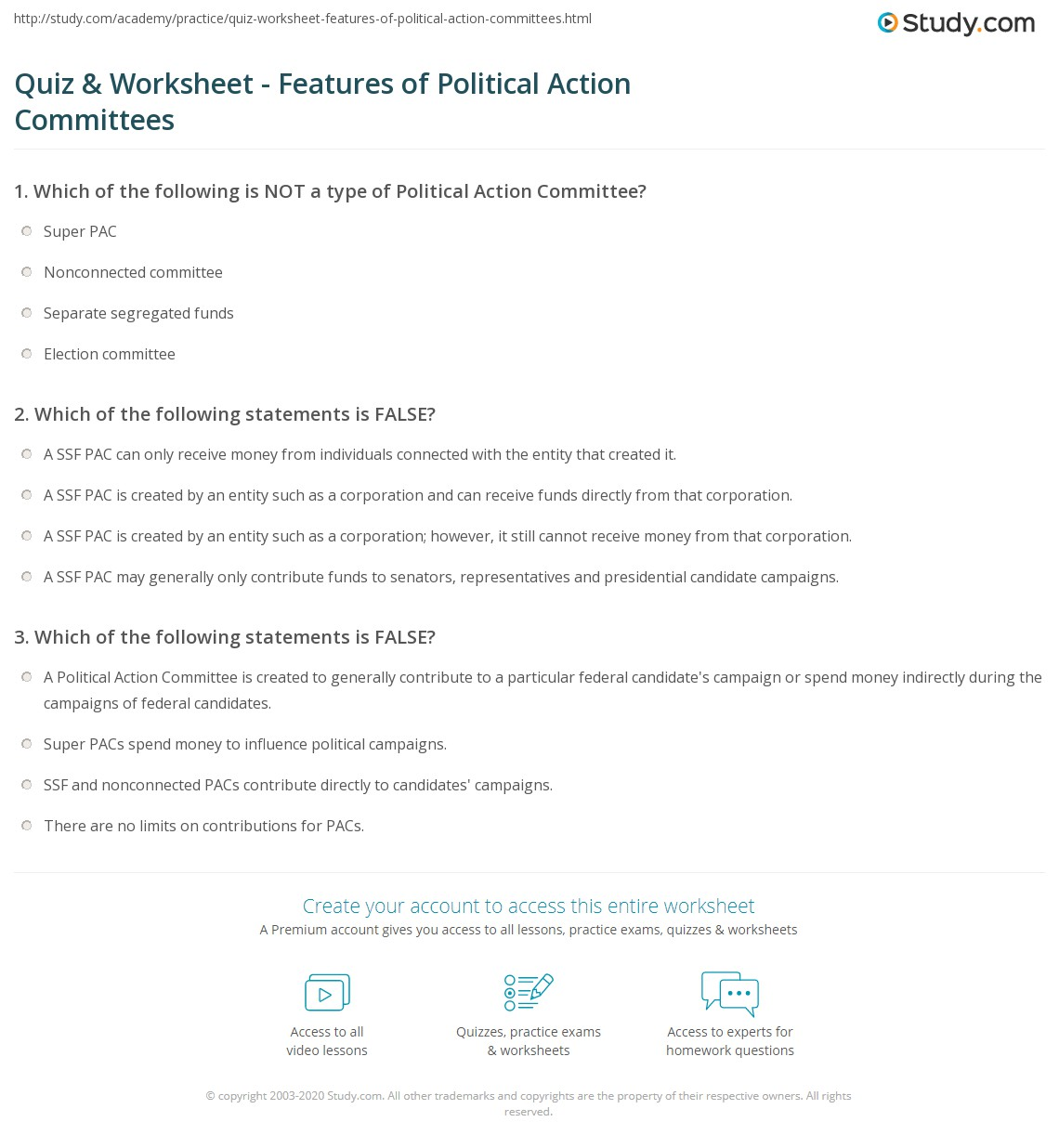 an introduction to the history of political action committees Our history the national association of business political action committees (nabpac) was founded in 1977 and is the sole national organization dedicated to promoting, defending and professionalizing pacs and political action professionals.