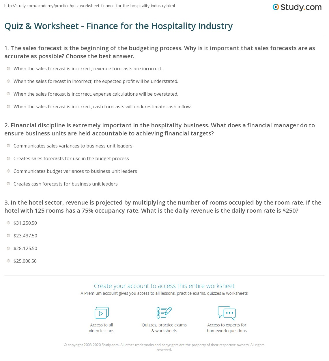 why is hospitality important