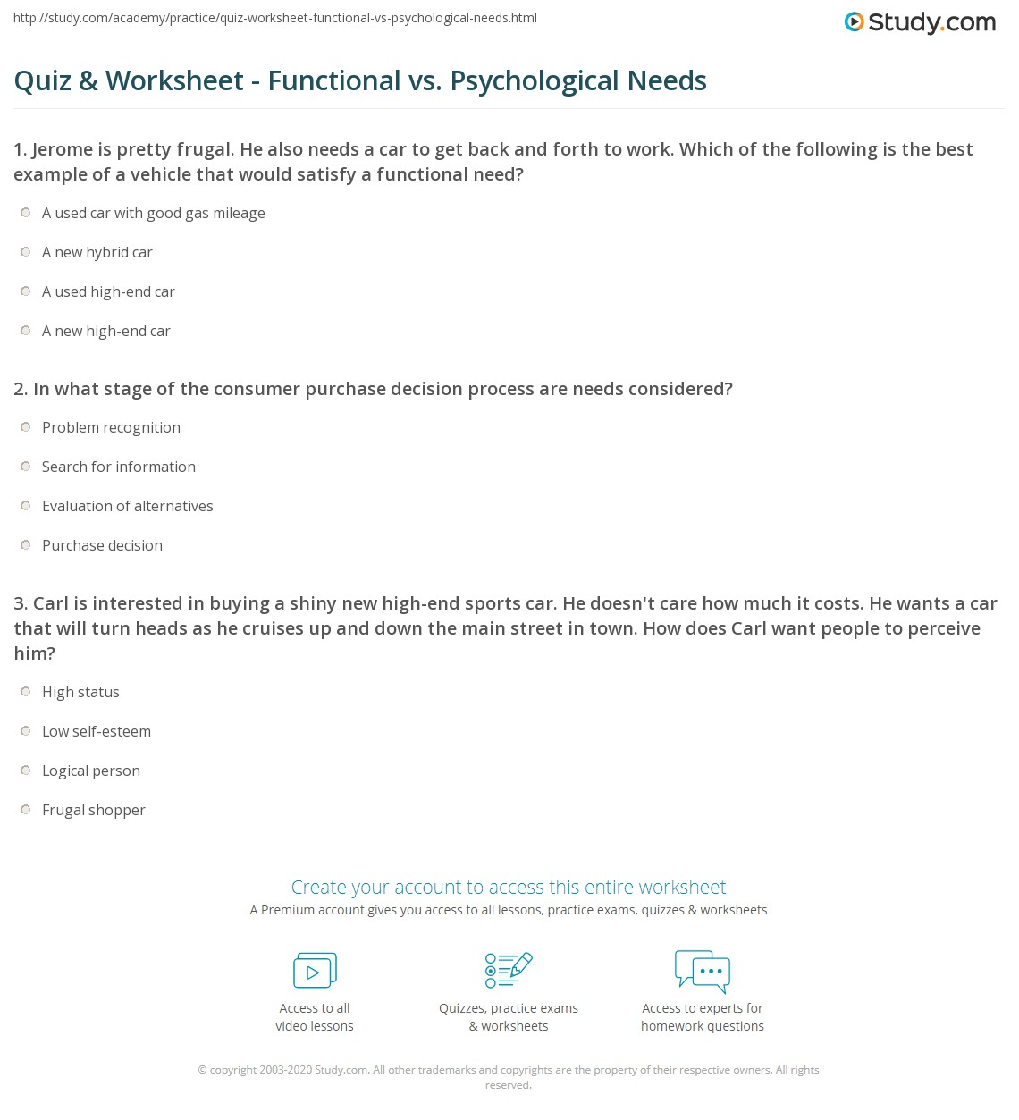 what is the best definition of a functional resume