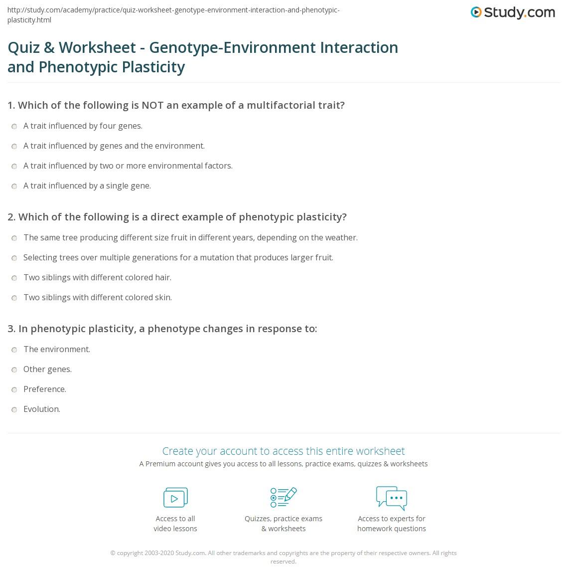 Printables Genotype And Phenotype Worksheet genotype and phenotype worksheet bloggakuten