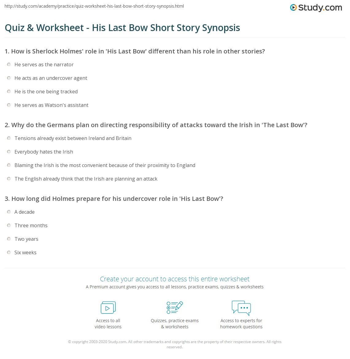 how long is a short summary