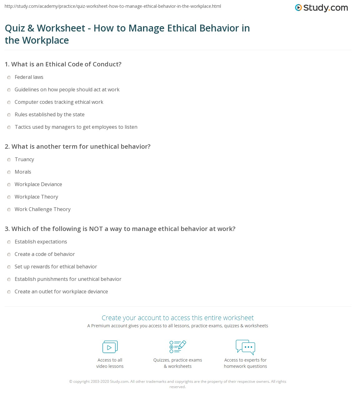 A discussion on mens behavior in the workplace