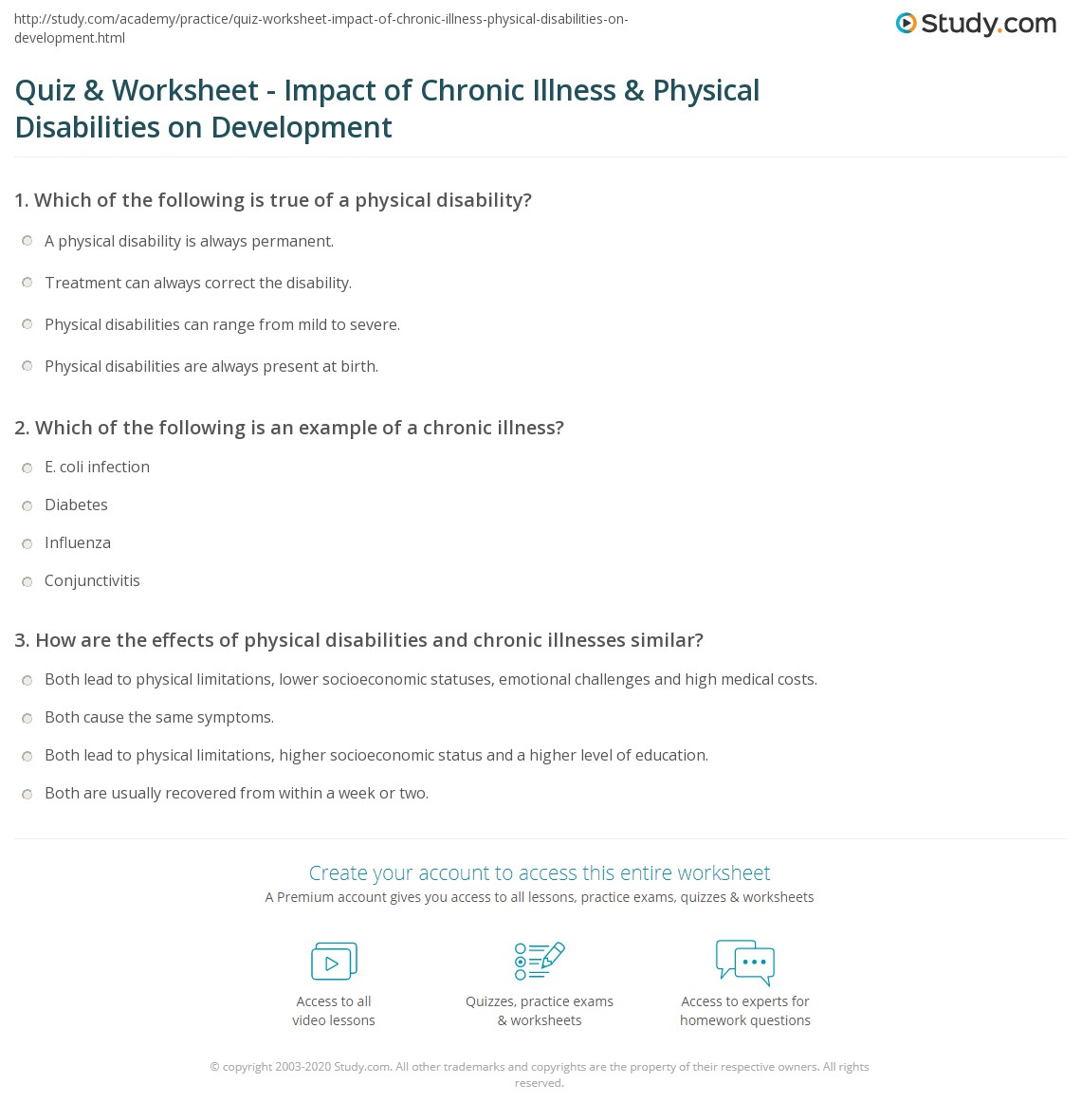 an analysis of cause and diagnosis in the leading chronic illness diabetes » the relationship between mental health, mental illness and chronic physical a framework for health outcomes analysis: diabetes and depression case.