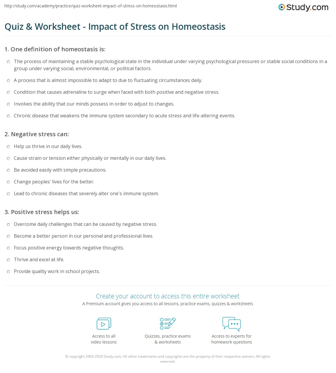 worksheet. Stress Worksheet. Worksheet Fun Worksheet Study Site
