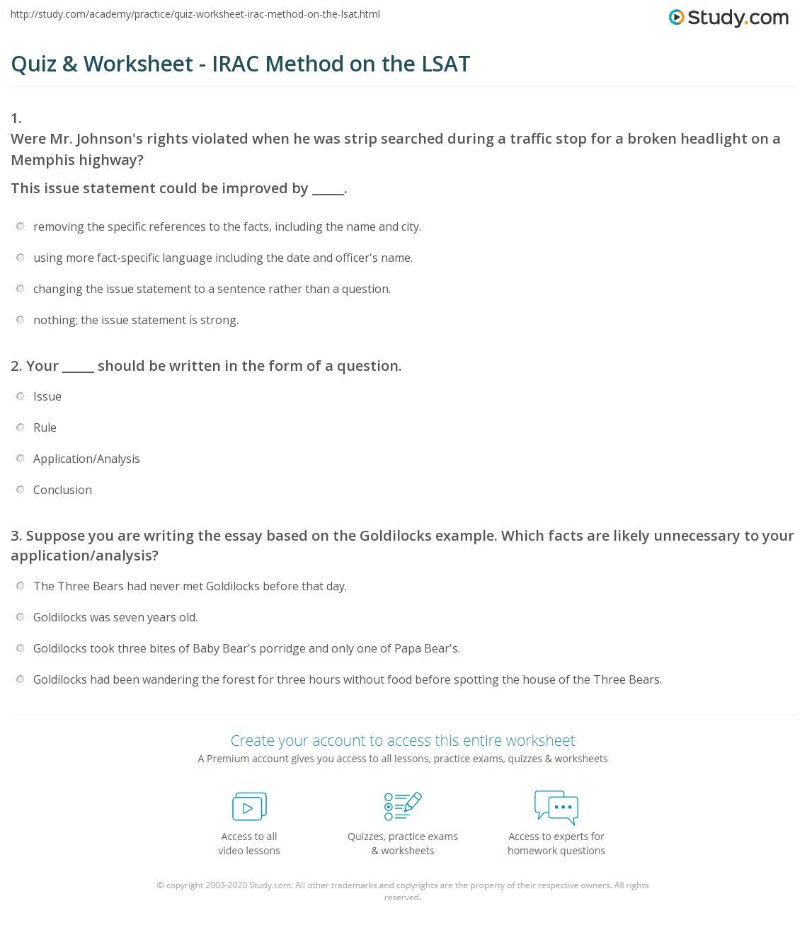 Irac Sample Essay foreclosure specialist sample resume product ...