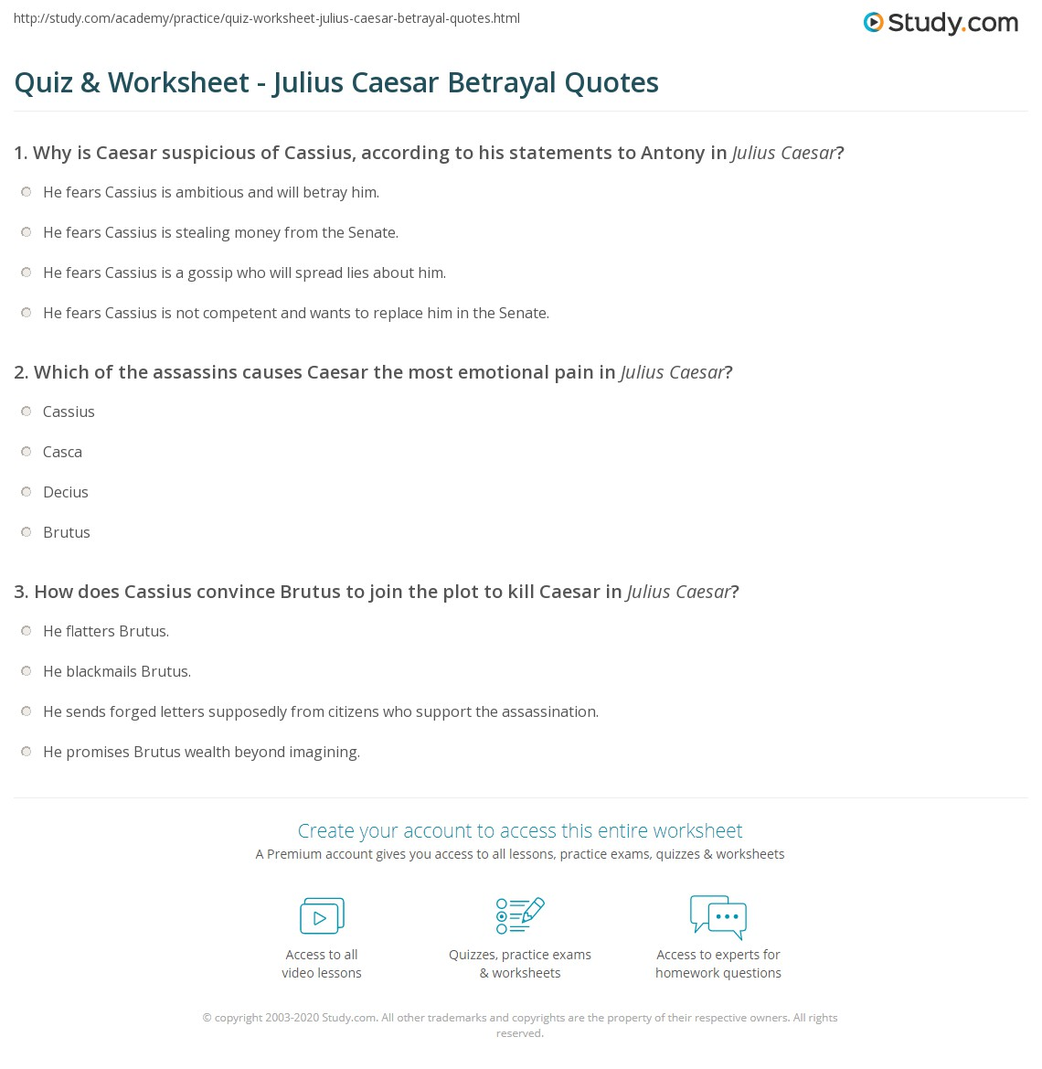 julius caesar quotations worksheet page 2 livinghealthybulletin. Black Bedroom Furniture Sets. Home Design Ideas