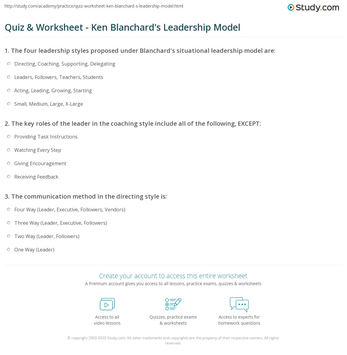Self leadership and the one minute manager pdf free. download full