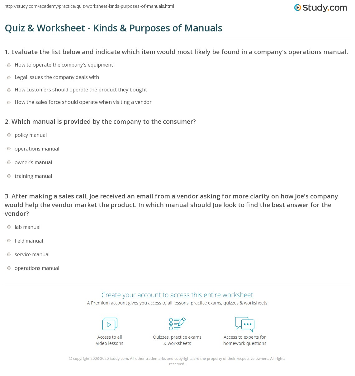quiz worksheet kinds purposes of manuals study com rh study com types of manual wheelchairs types of manual shifters