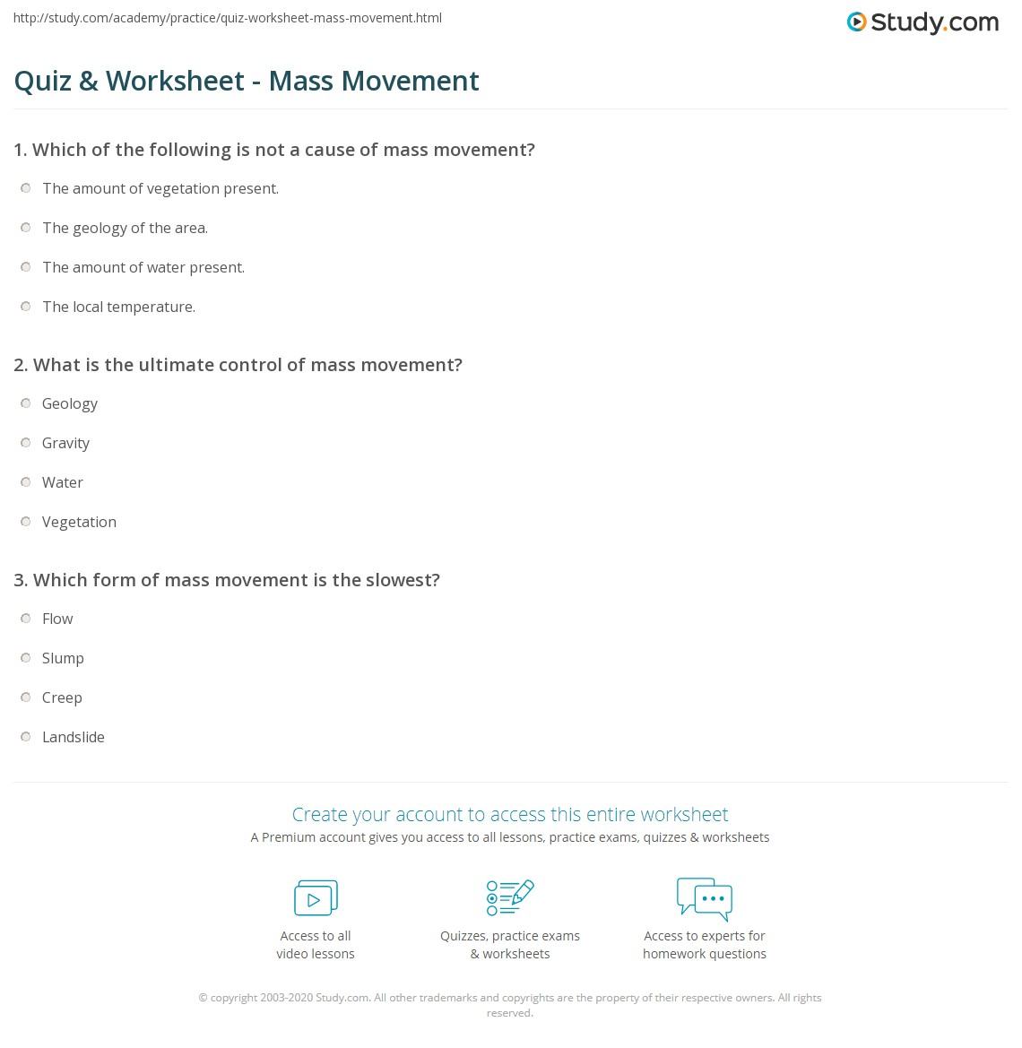 Quiz worksheet mass movement for What is the definition of house music