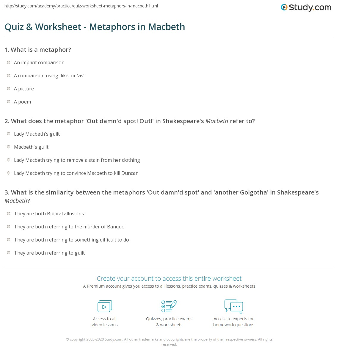 Image in addition Screen Shot At Am moreover Ccss Math Content Md C together with Maxresdefault likewise Quiz Worksheet Metaphors In Macbeth. on act math practice worksheet