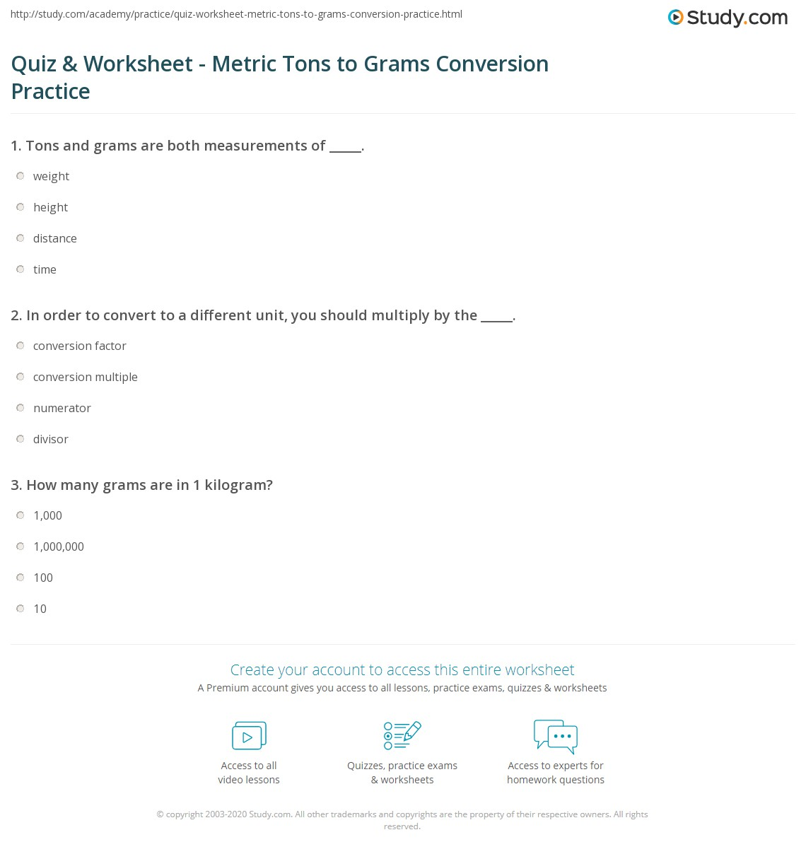 Metric Conversion Practice Worksheet With Answers Worksheets for – Metric Conversion Worksheet with Answers