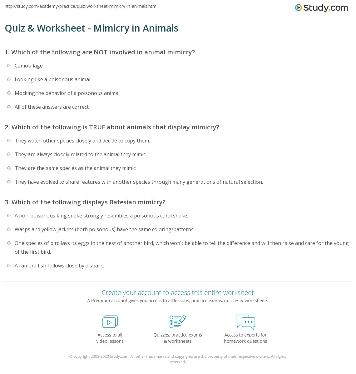 Worksheet Animal Behavior Worksheet Worksheet Fun Worksheet Study Site