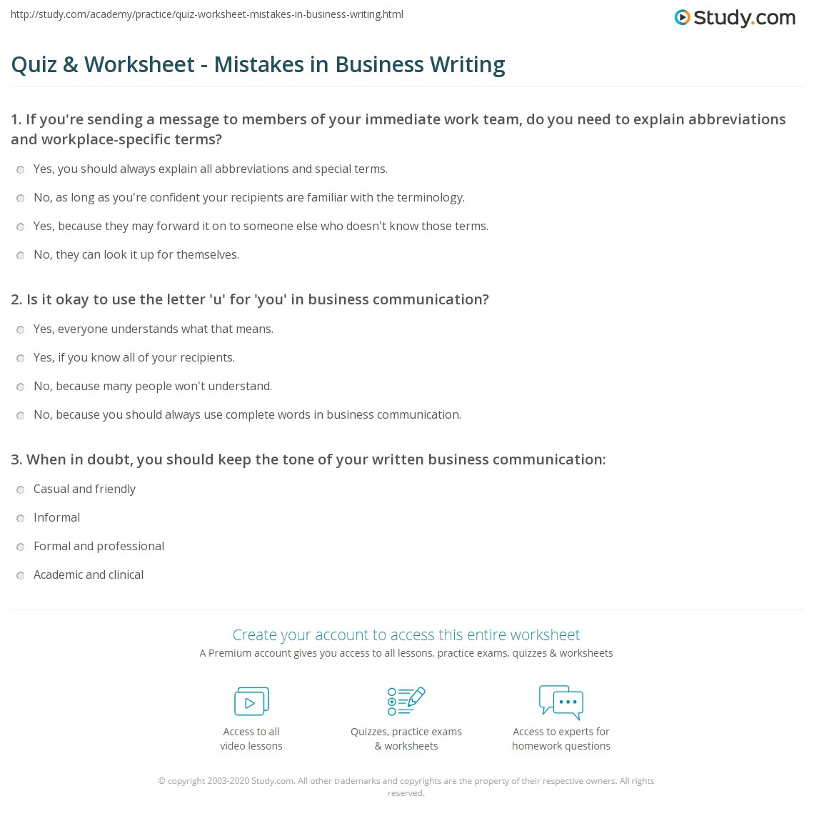 writing quiz Plagiarism quiz written and designed by mary davis of oxford brookes  university mary's recent publications can be seen here answer the following  questions.