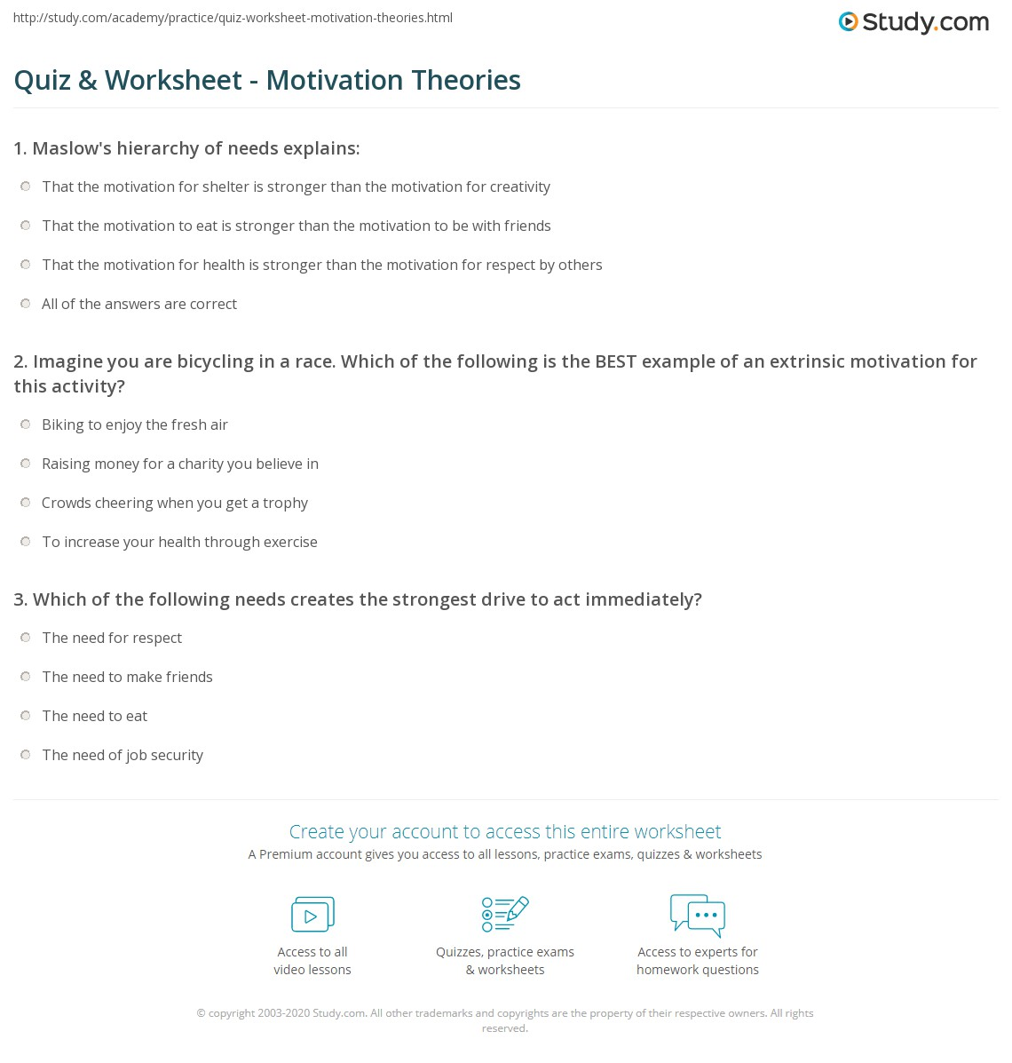 What is motivation? Motivation of activity, motivation for sport, for weight loss 47