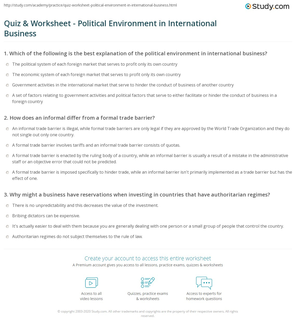 What Can I Do With An International Business Degree