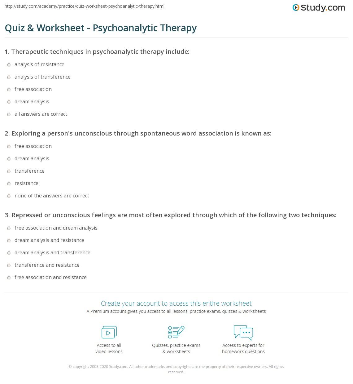 psychoanalytic-unconscious