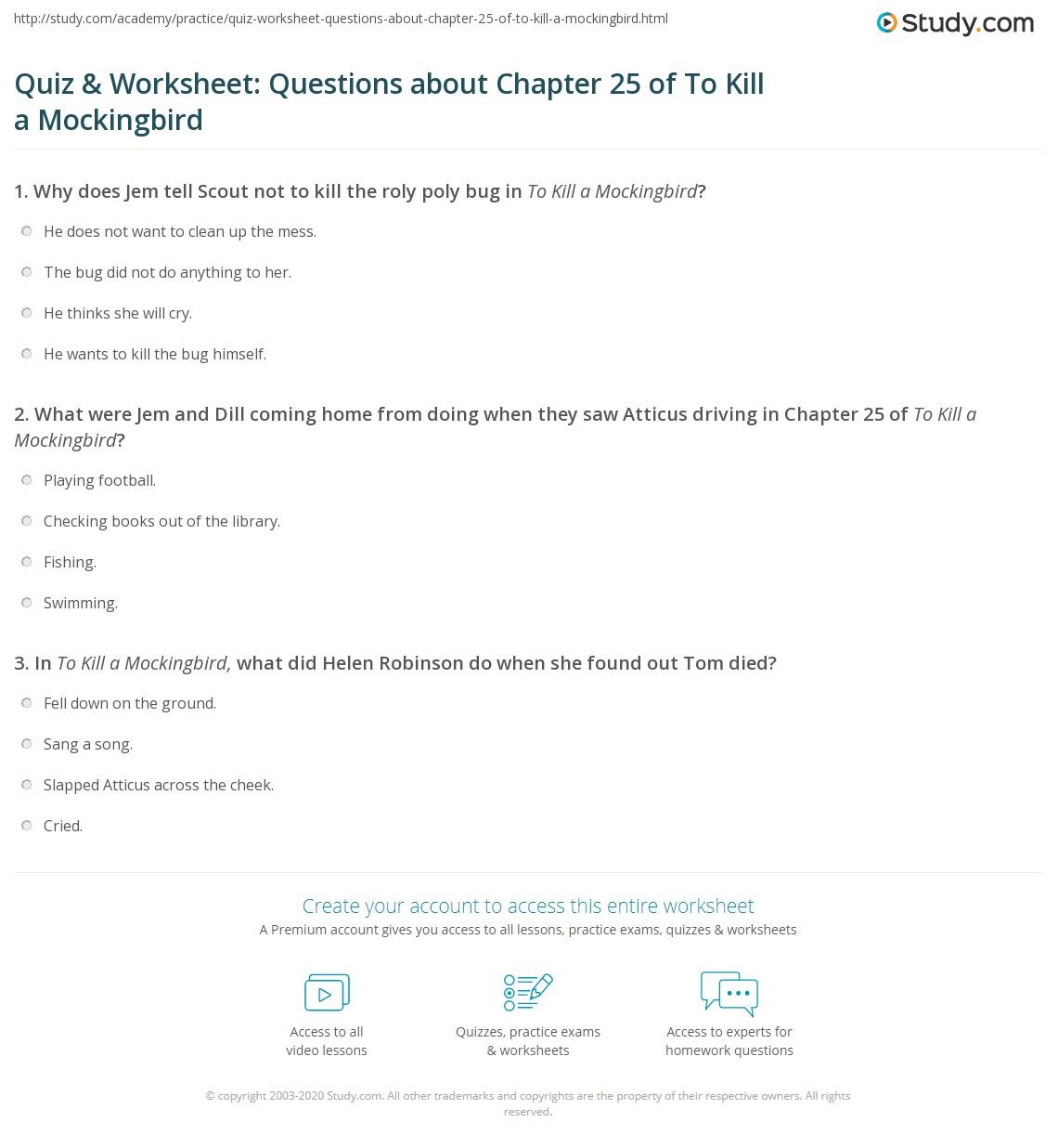 tkam chapter 25 summary
