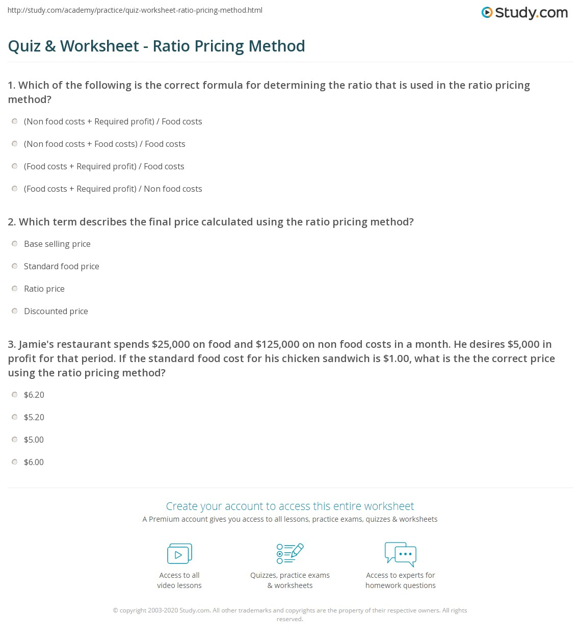 an analysis of the method of pricing non linear pricing Introduction to transfer pricing: the basics david whitmer overview of us transfer pricing methods importance of good documentation selection of appropriate or best method economic analysis.