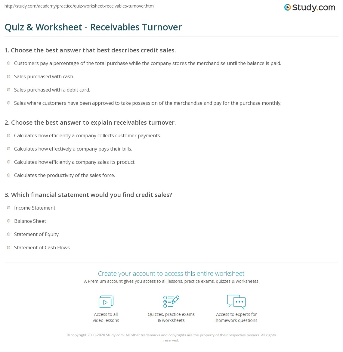how to find receivables turnover