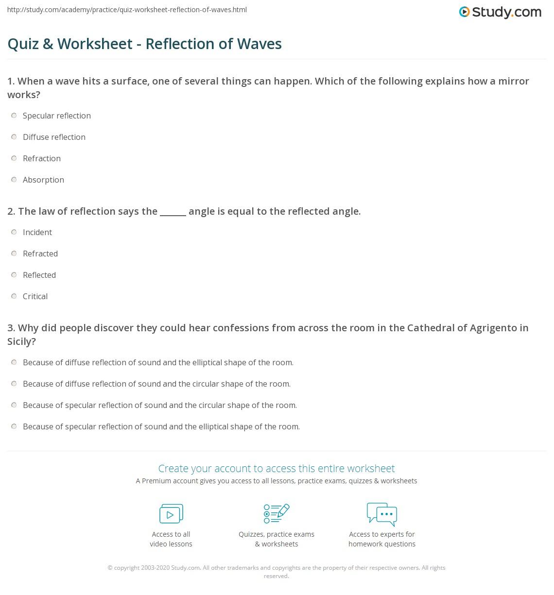 Reflection And Refraction Worksheet - crap-design.com grade worksheets, worksheets for teachers, worksheets, free worksheets, and multiplication Reflection And Refraction Worksheets 1231 x 1140