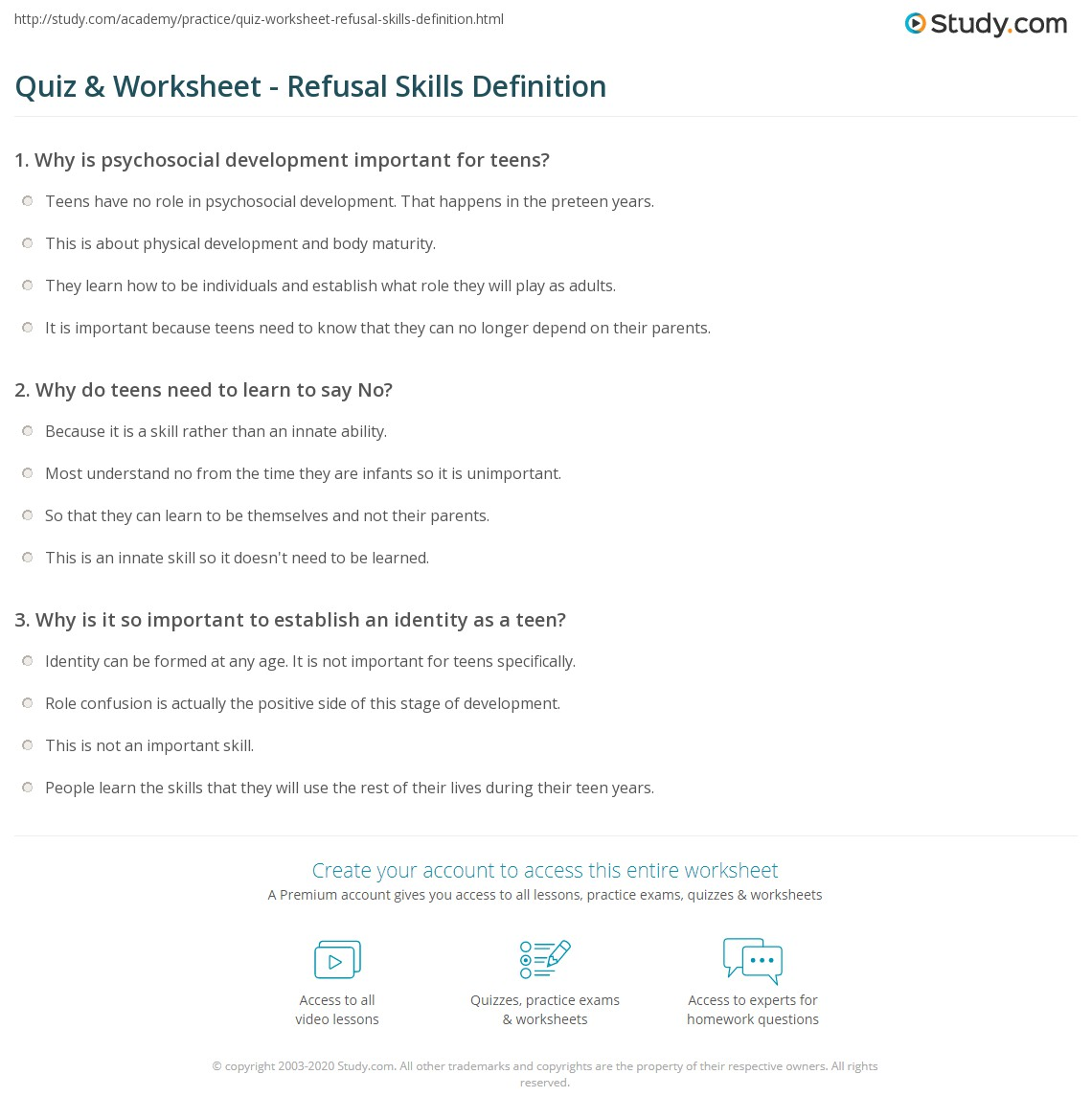 What does refusal mean? definition, meaning and ...