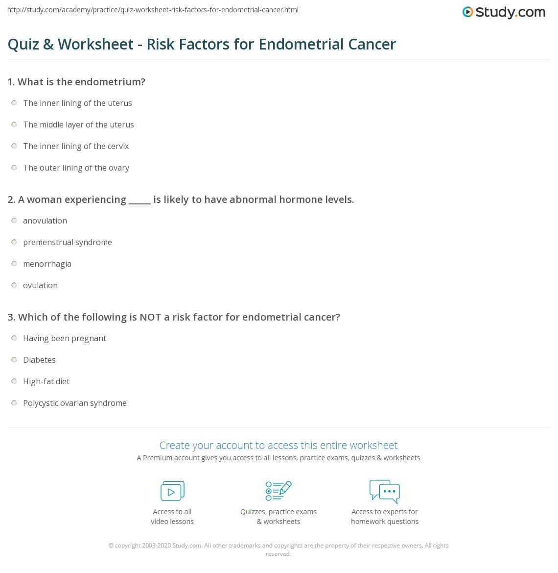 What is the endometrium