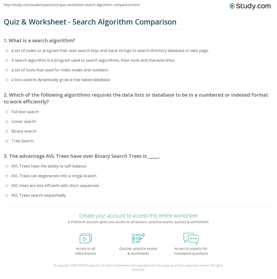 algorithm practice website