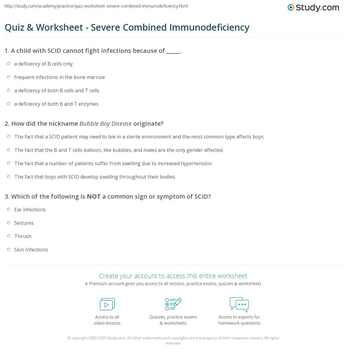 Severe combined immunodeficiency in children: possible causes, symptoms and ways of treatment