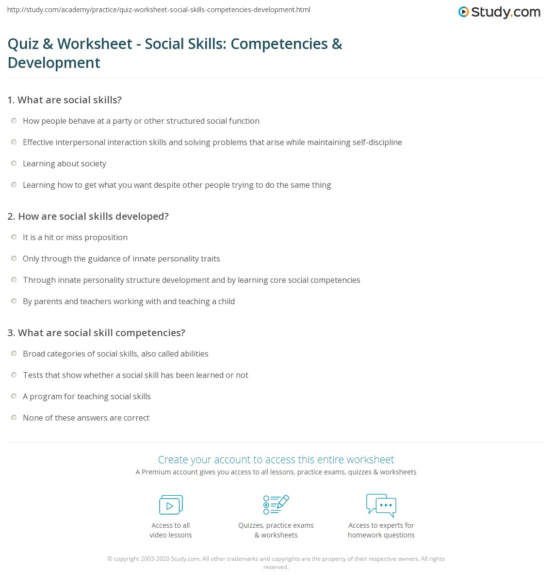 Core competency self-assessment templates self-assessment of.