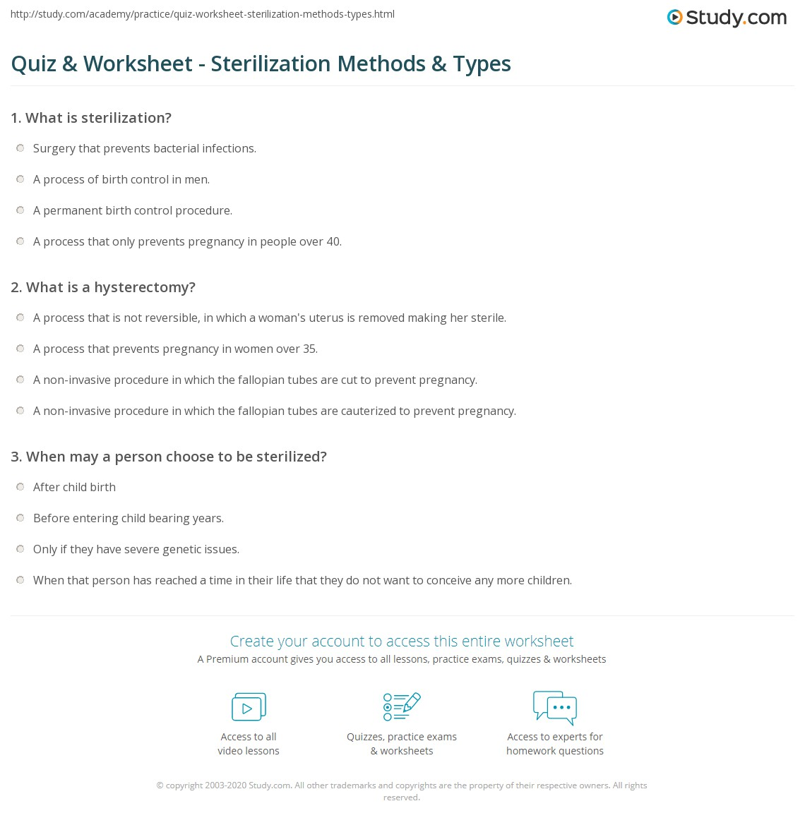 Types of sterilization - description, features and reviews 11