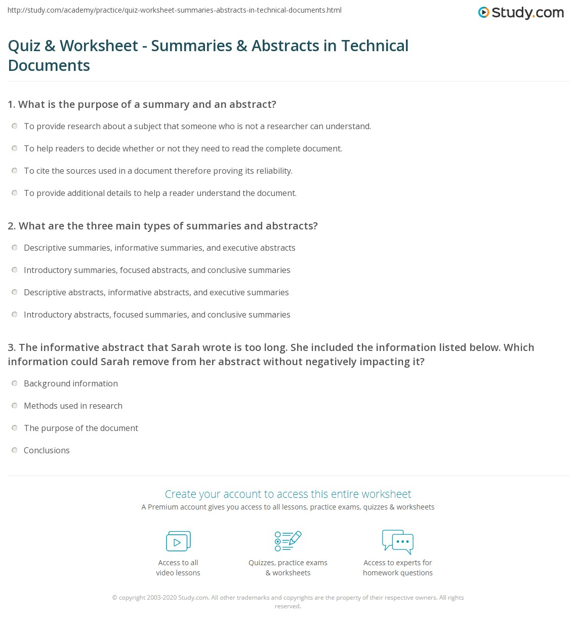 Diagram Summaries U0026 Abstracts In Technical Documents
