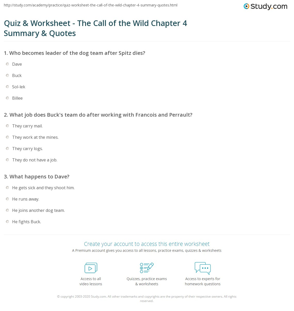 quiz-worksheet-the-call-of-the-wild-chapter-4-summary-quotes Take Away Math Worksheet on sum math worksheet, ice cream math worksheet, menu math worksheet, italian math worksheet, add math worksheet, fish math worksheet, post office math worksheet, pizza math worksheet, spanish math worksheet, rocket math worksheet, french math worksheet,