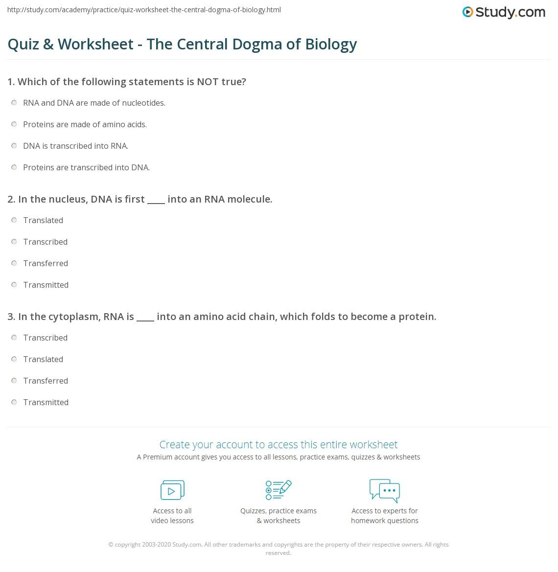 Printables Free Biology Worksheets free biology worksheets davezan collection of printable bloggakuten