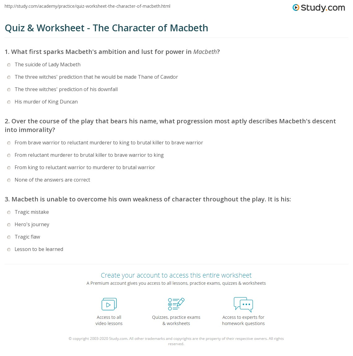 an analysis of the theme characterization and thoughts on macbeth a play by william shakespeare Macbeth study guide contains a biography of william shakespeare, literature essays, a complete e-text, quiz questions, major themes, characters, and a full summary.