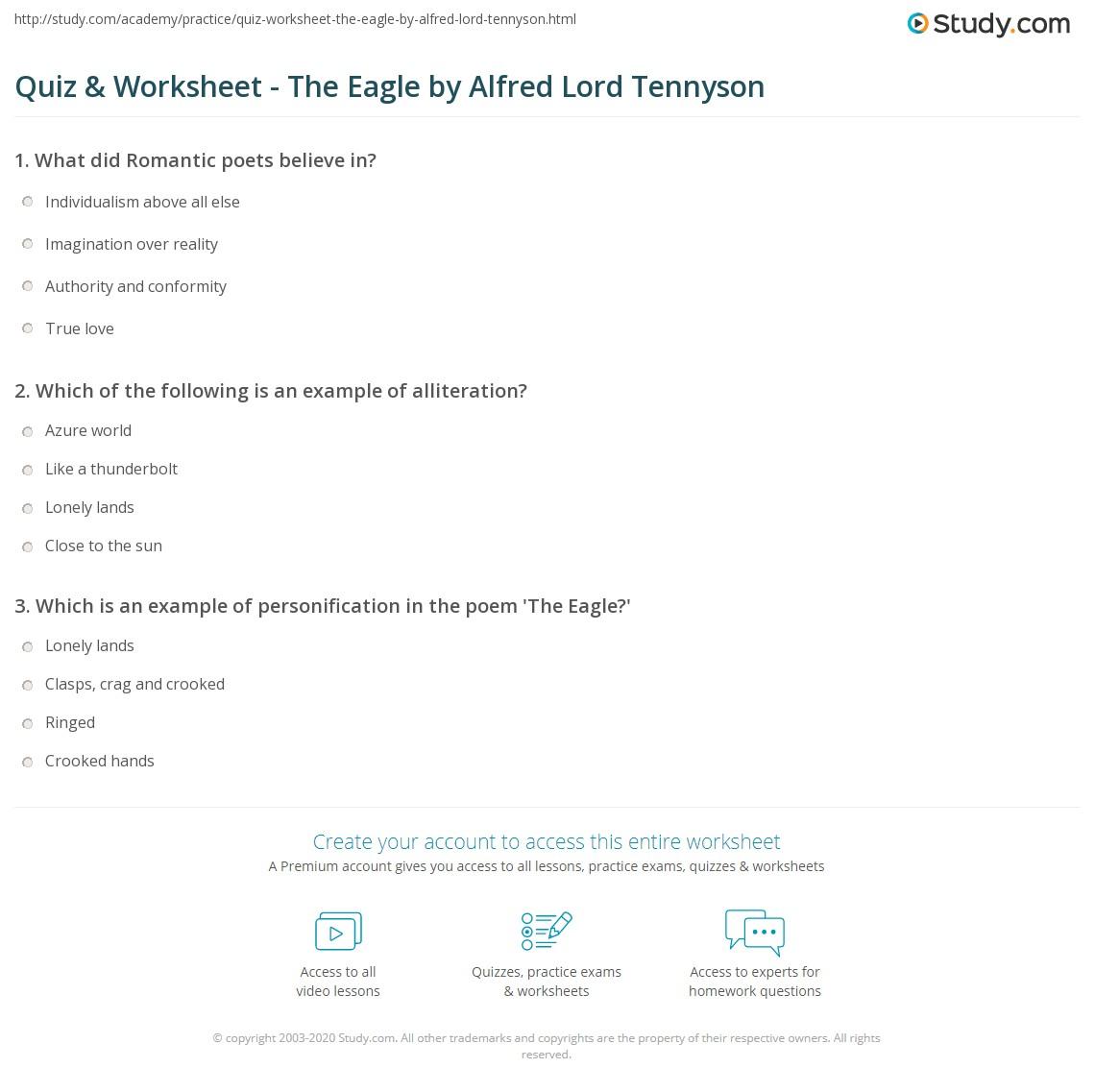 the eagle analysis