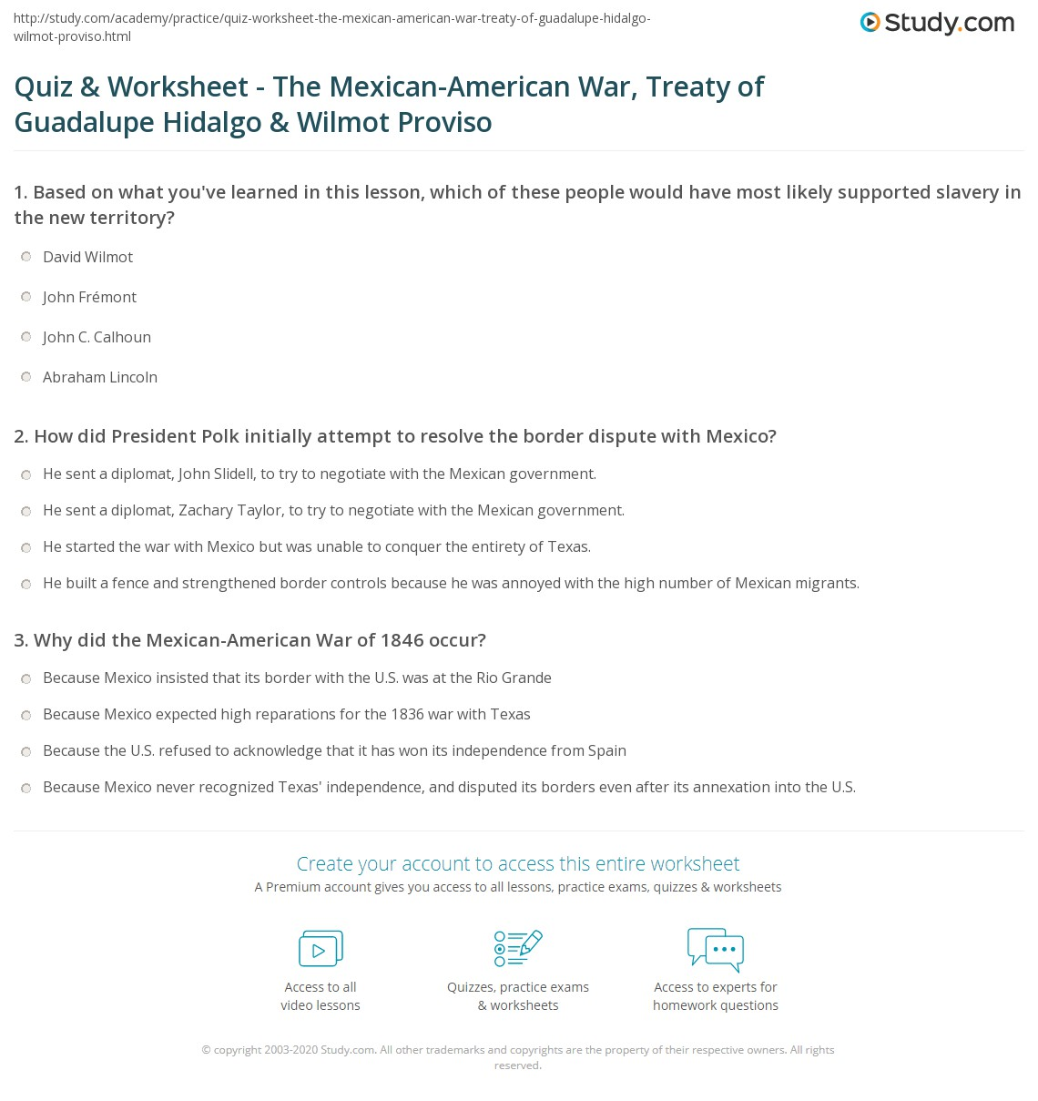 an analysis of the mexican american war Review baker apush change and continuity wars in american against mexico over unpaid claims, american blood on ended the mexican-american war.